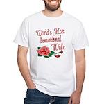 Sensational Wife White T-Shirt