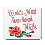 Sensational Wife Mousepad