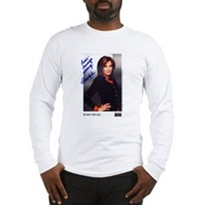 Robin Meade Long Sleeve T-Shirt