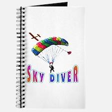 Sky Diver Journal