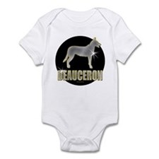 Bling Beauceron Infant Bodysuit