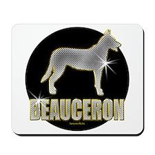Bling Beauceron Mousepad