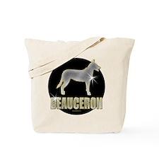 Bling Beauceron Tote Bag