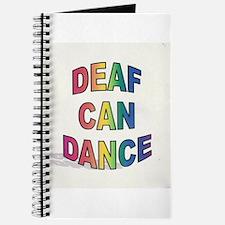 DEAF CAN DANCE Journal
