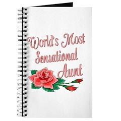 Sensational Aunts Journal