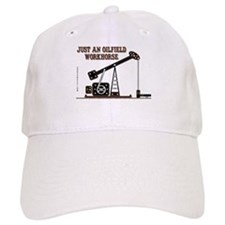 Oilfield Workhorse Baseball Cap