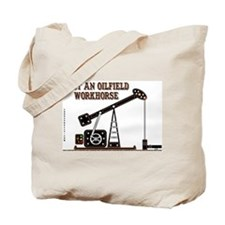 Oilfield Workhorse Tote Bag