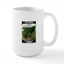Cucumber Seed Pack Mug