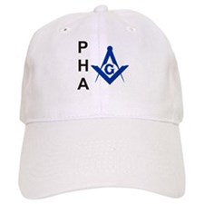 Prince Hall S&C No. 4 Baseball Cap