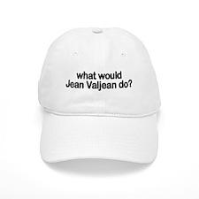 Jean Valjean Baseball Cap