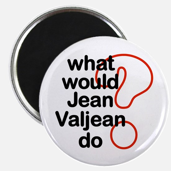 Jean Valjean Magnet