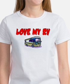 Love My RV Women's T-Shirt