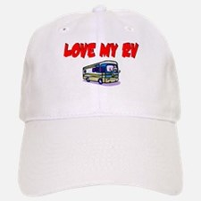 Love My RV Baseball Baseball Cap