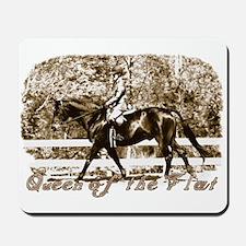 Equitation Queen Mousepad
