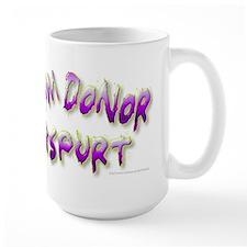 Sperm Donor Happy Face Coffee Mug