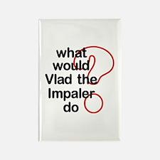 Vlad the Impaler Rectangle Magnet