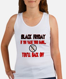 Day after thanksgiving Women's Tank Top