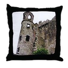 NNH Blarney Castle Throw Pillow