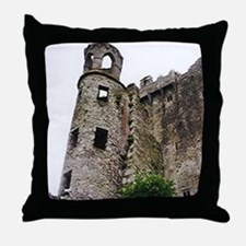 NNH Blarney Castle Throw Pillow