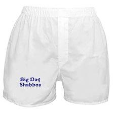 Shabbos Boxer Shorts