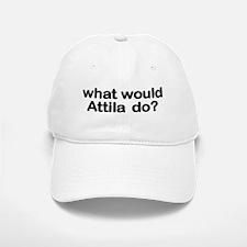 Attila Baseball Baseball Cap