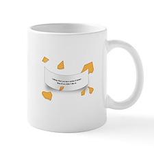 Liking What You have Mug