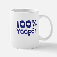 100% Yooper (2) Mug