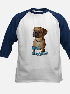 Got Puggle? Kids Baseball Jersey
