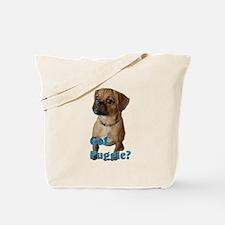 Got Puggle? Tote Bag