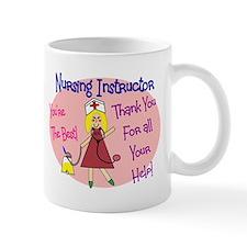 Nursing Instructor Mug