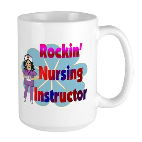 Nursing Instructor Large Mug
