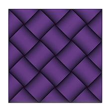 Diagonal Weave 18 Tile Coaster