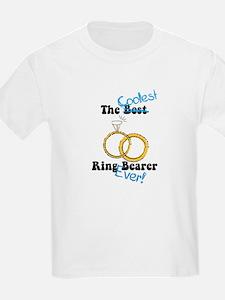 The Coolest Ring Bearer T-Shirt