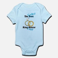 The Coolest Ring Bearer Infant Bodysuit