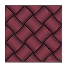 Diagonal Weave 23 Tile Coaster