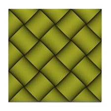 Diagonal Weave 28 Tile Coaster