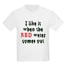 red-water-2 T-Shirt