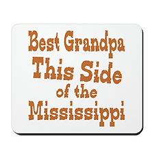 Best Grandpa Mousepad