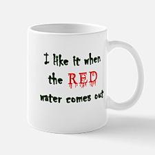 red-water Mugs
