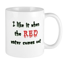 red-water Mugs
