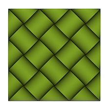 Diagonal Weave 29 Tile Coaster