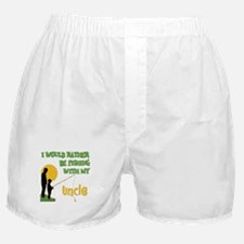 Fishing With Uncles Boxer Shorts