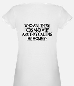 WHO ARE THESE KIDS Shirt