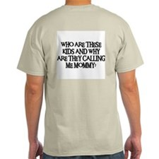 WHO ARE THESE KIDS T-Shirt