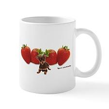 Strawberry Chihuahua Mug