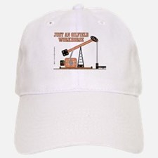 Oilfield Workhorse Baseball Baseball Cap