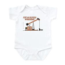 Oilfield Workhorse Infant Bodysuit