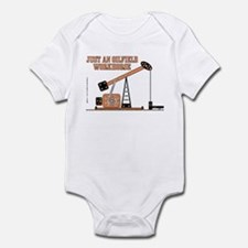 Oilfield Workhorse Infant Bodysuit