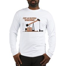 Oilfield Workhorse Long Sleeve T-Shirt