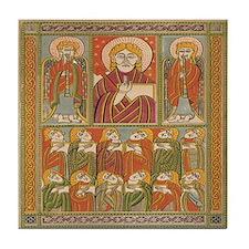Saints of Kells Tile Coaster